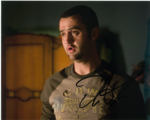 Daniel Mays,  Doctor Who, Genuine signed 10x8 autograph  10526